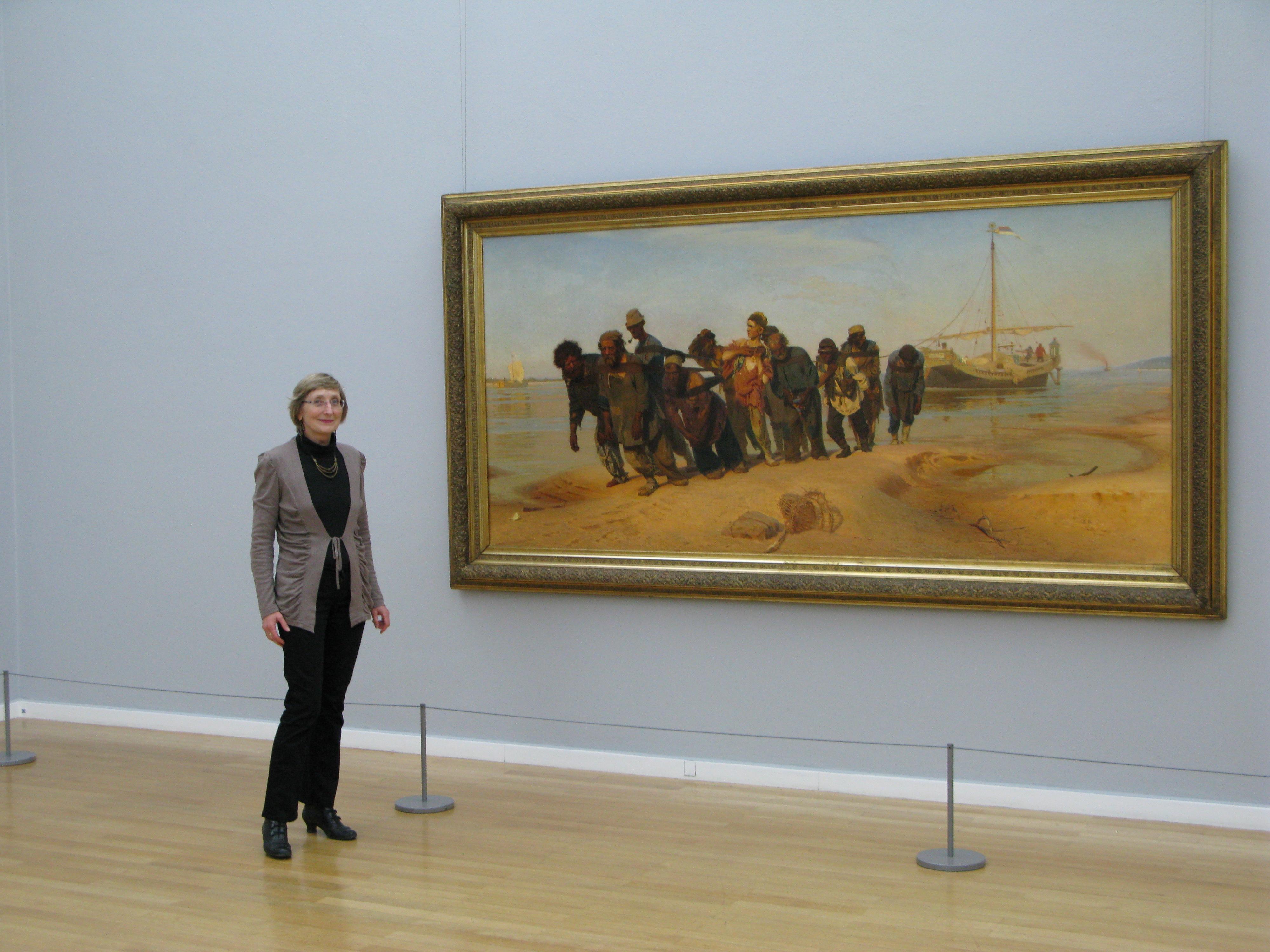 Maler Recklinghausen eröffnungsrede und vortrag zur ausstellung die peredwischniki