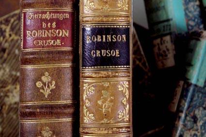 buch robinson crusoe