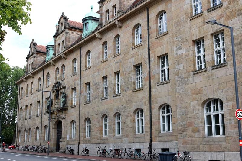 Wilhelmsplatz 3 Otto Friedrich Universität Bamberg