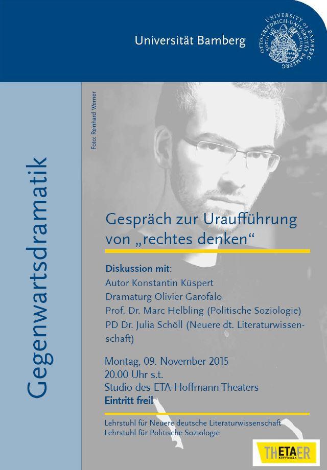 Archiv Lesungen - Otto-Friedrich-Universität Bamberg